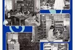Historia biblioteki - 60 lecie