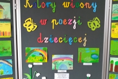 Kolory wiosny wpoezji dziecięcej