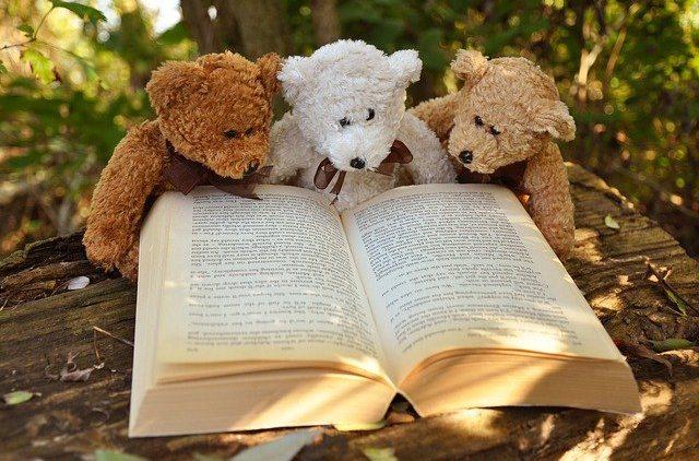 Misiowe czytanki