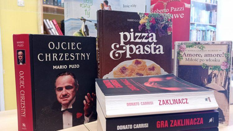 Tydzień włoski w bibliotece
