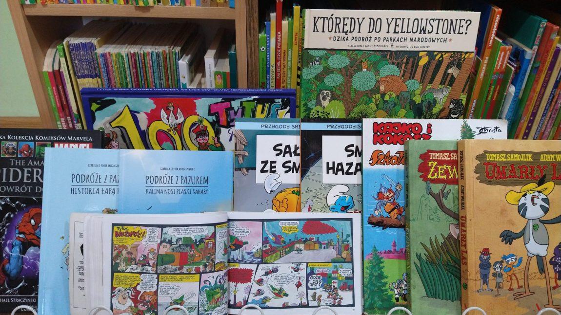 Międzynarodowy Dzień Publicznego Czytania Komiksów